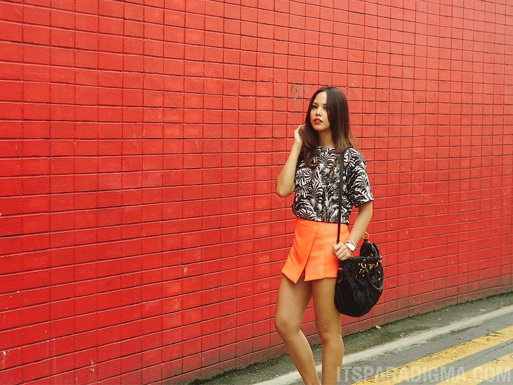Origami Shorts Manila