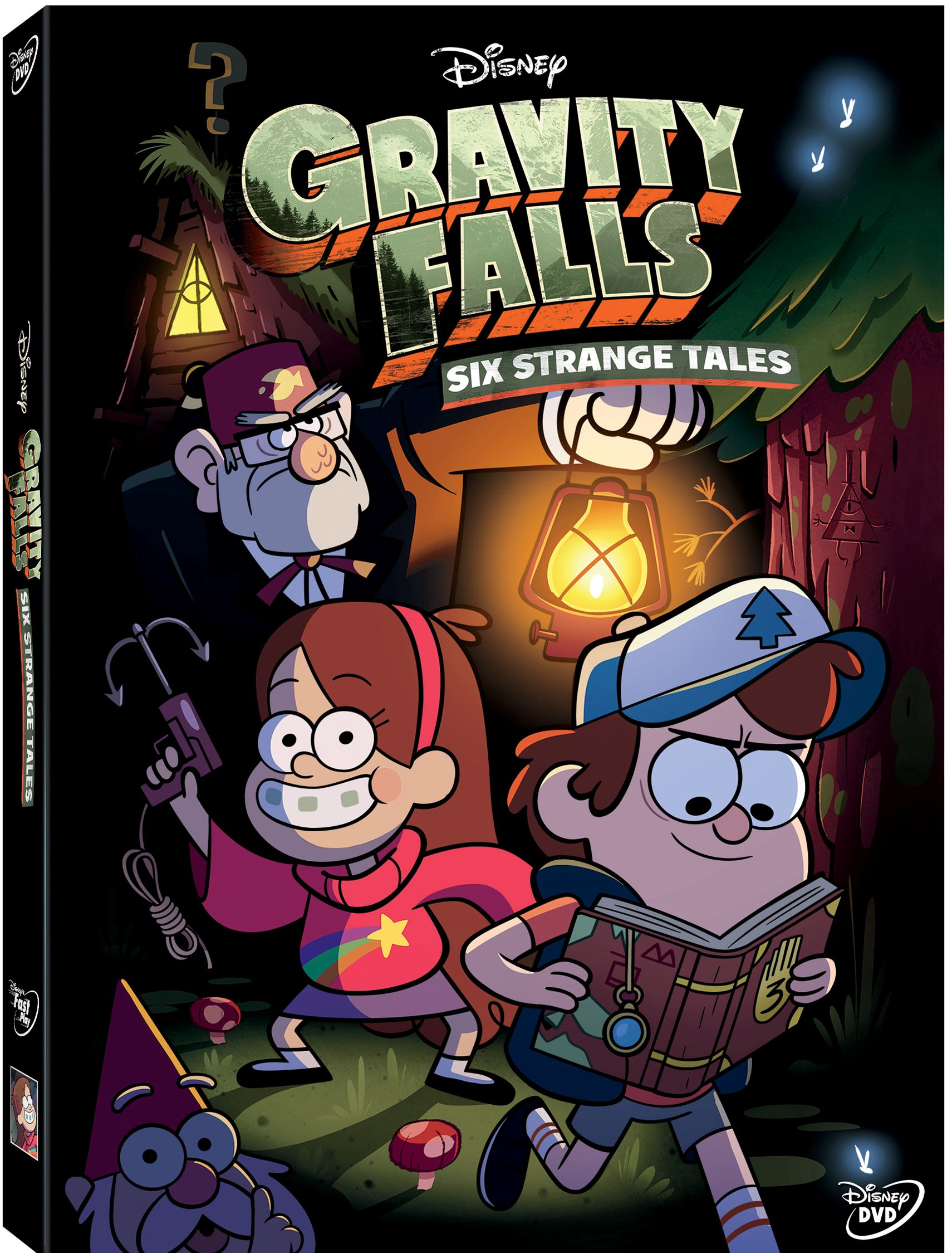 Gravity Falls On Dvd