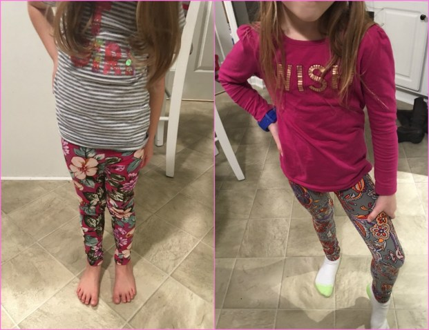 KIDS LEGGINGS TOO!