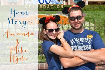 {Your Story}: Amanda & Mike Hyde