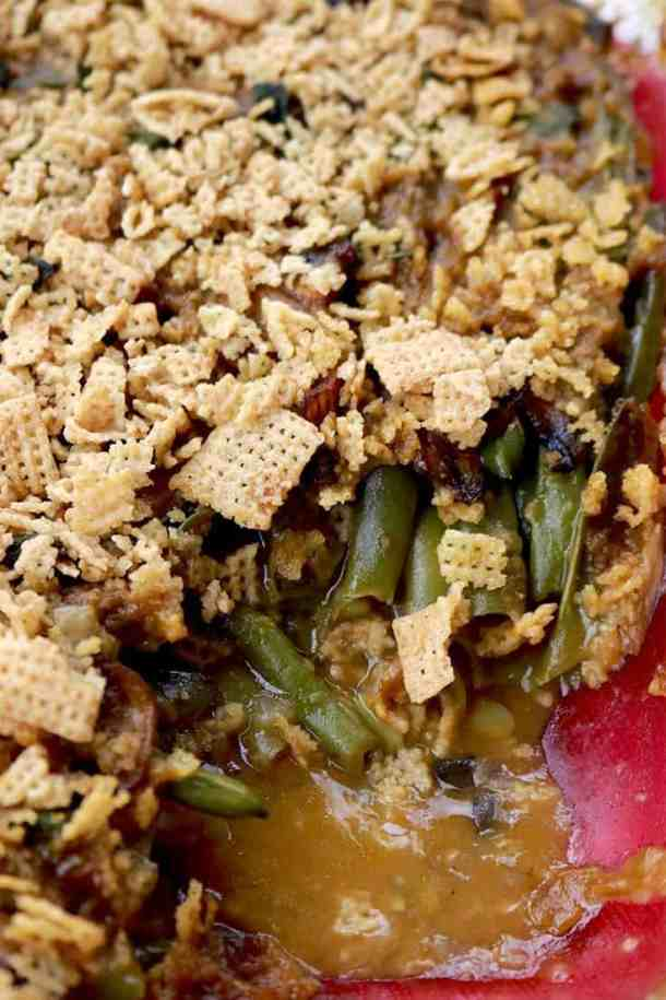 healthy green bean casserole, green bean casserole, green bean casserole recipe, easy green bean casserole, green bean casserole from scratch, fresh green bean casserole, green bean recipes, vegan green bean casserole, gluten free green bean casserole, best green bean casserole, string bean casserole, thanksgiving green bean casserole, classic green bean casserole, simple green bean casserole, easy bean casserole recipes, recipes for easy bean casserole from scratch