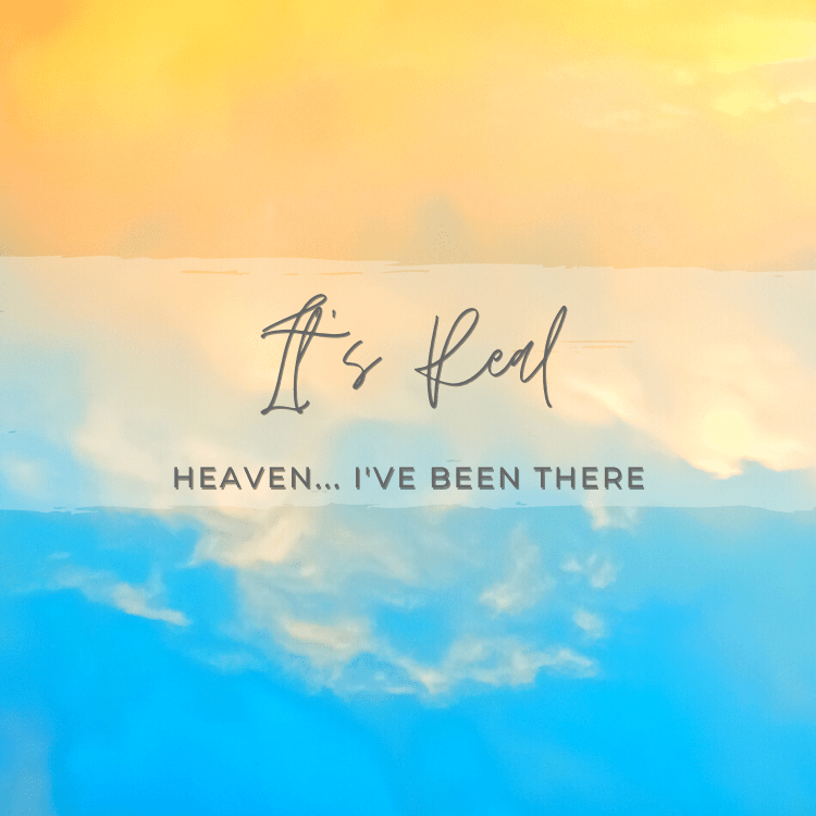It's Real Heaven squ. graphic