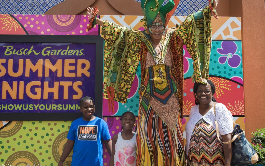 There's so much more to Busch Gardens than just rides