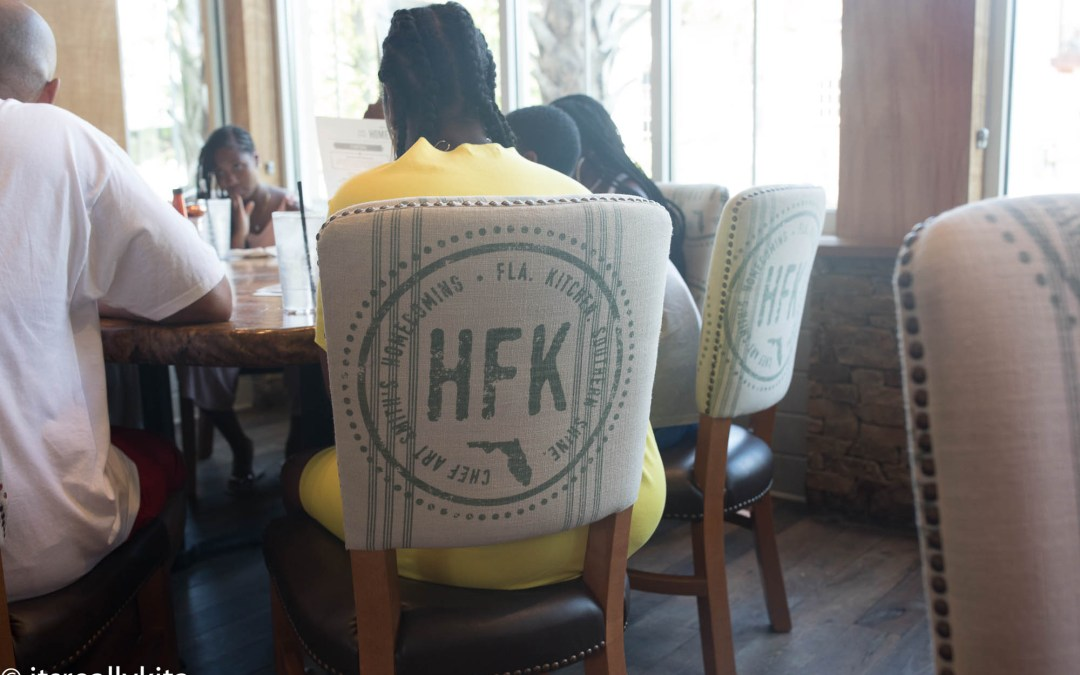 Fresh Food, Fresh Atmosphere at Chef Art Smith's Homecomin'