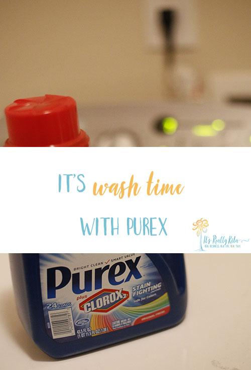 washing with purex