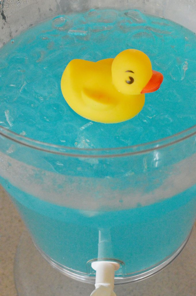 Easy Blue Party Punch