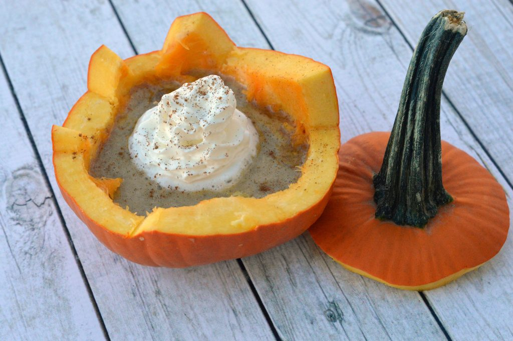 Fresh Pumpkin Marshmallow Dip