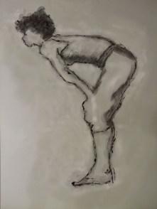 dancer smudge