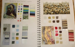 Analysing colour