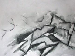 watercolour lines