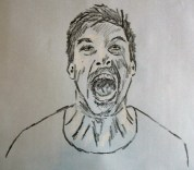 screaming man 2