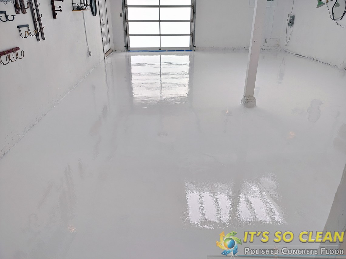 Epoxy Coating Retail Store