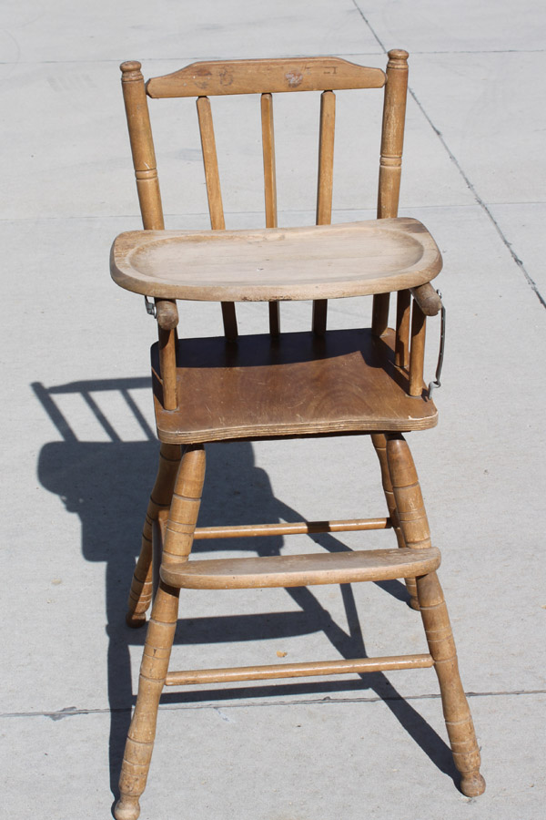PDF Baby doll high chair wood DIY Free Plans Download Toy