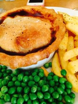 Welsh Steak & Ale Pie