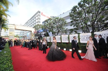 Golden Globe Awards held at the Beverly Hilton each year