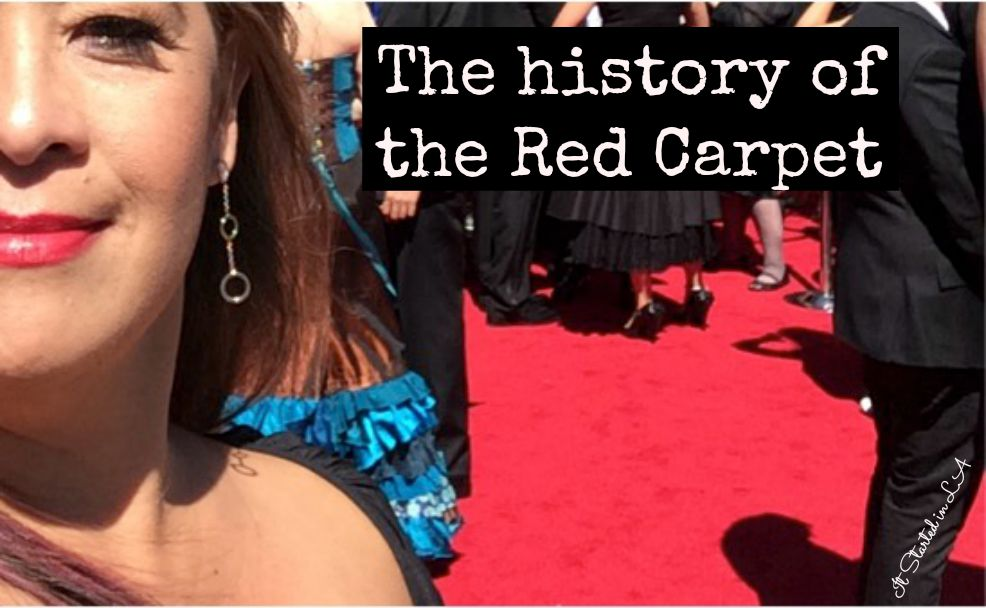 The history of the Red Carpet