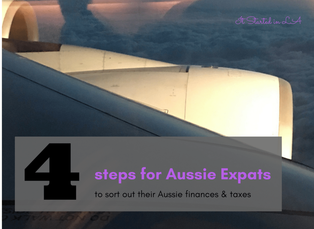 Aussie taxes for Expats