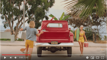 Chevy Tailgates Commercial 2019