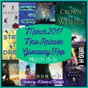 March 2017 New Release Giveaway Hop