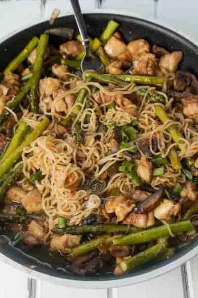 Keto Stir-Fry with Shirataki Noodles Recipe
