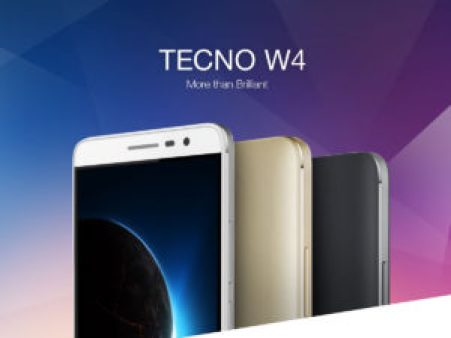 price and specs of tecno w4