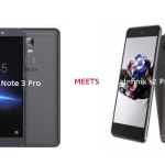 Infinix S2 Pro VS Infinix Note 3 Pro – Difference and Similarities