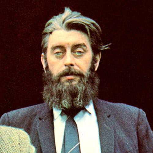 Ronnie Drew Portrait ca. 1966, The Balladeers