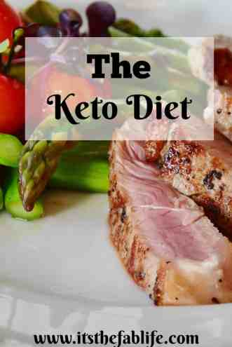 The Keto Diet | A Description of The Keto Diet and How it Works | Lose Weight | Gain Energy | #healthydiet #weightloss #keto #energy