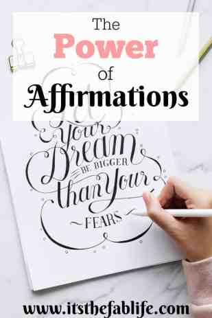 The Power of Affirmations | Positive Thoughts | #affirmations #positivity