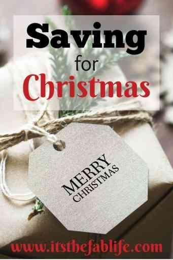 Saving for Christmas   Savings Plan   Christmas Gifts   #savings #shopping #christmas #christmasshopping #gifts #budgeting #moneymanagement #money