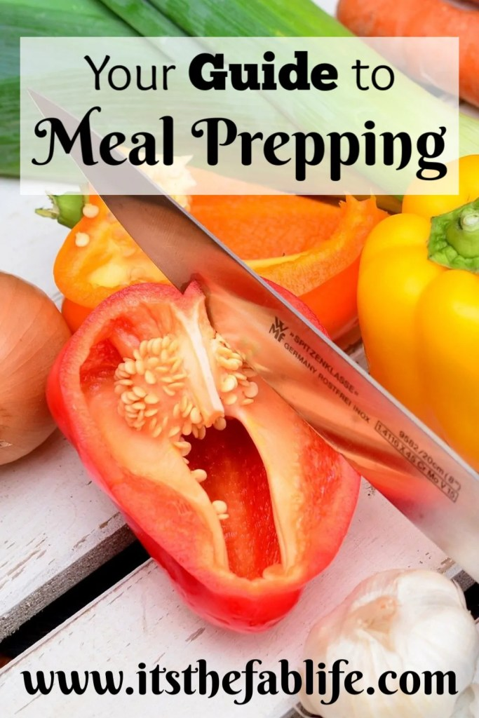 Meal Prep | Meal Prepping | #food #mealprep #organization #kitchen