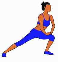 30 Day Leg Challenge | Side Lunge | #exercise #legs #fabbody