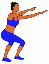 30 Day Leg Challenge | Squat | #exercise #legs #fabbody