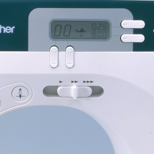 Brother CS6000i Variable Speed and LCD Screen