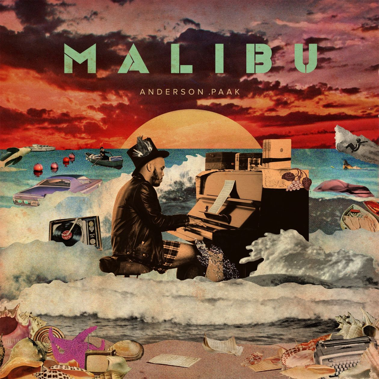 The Breakdown: Malibu, by Anderson .Paak