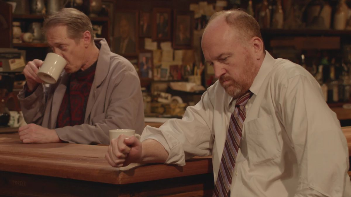 The Happy Tragedy of Horace & Pete