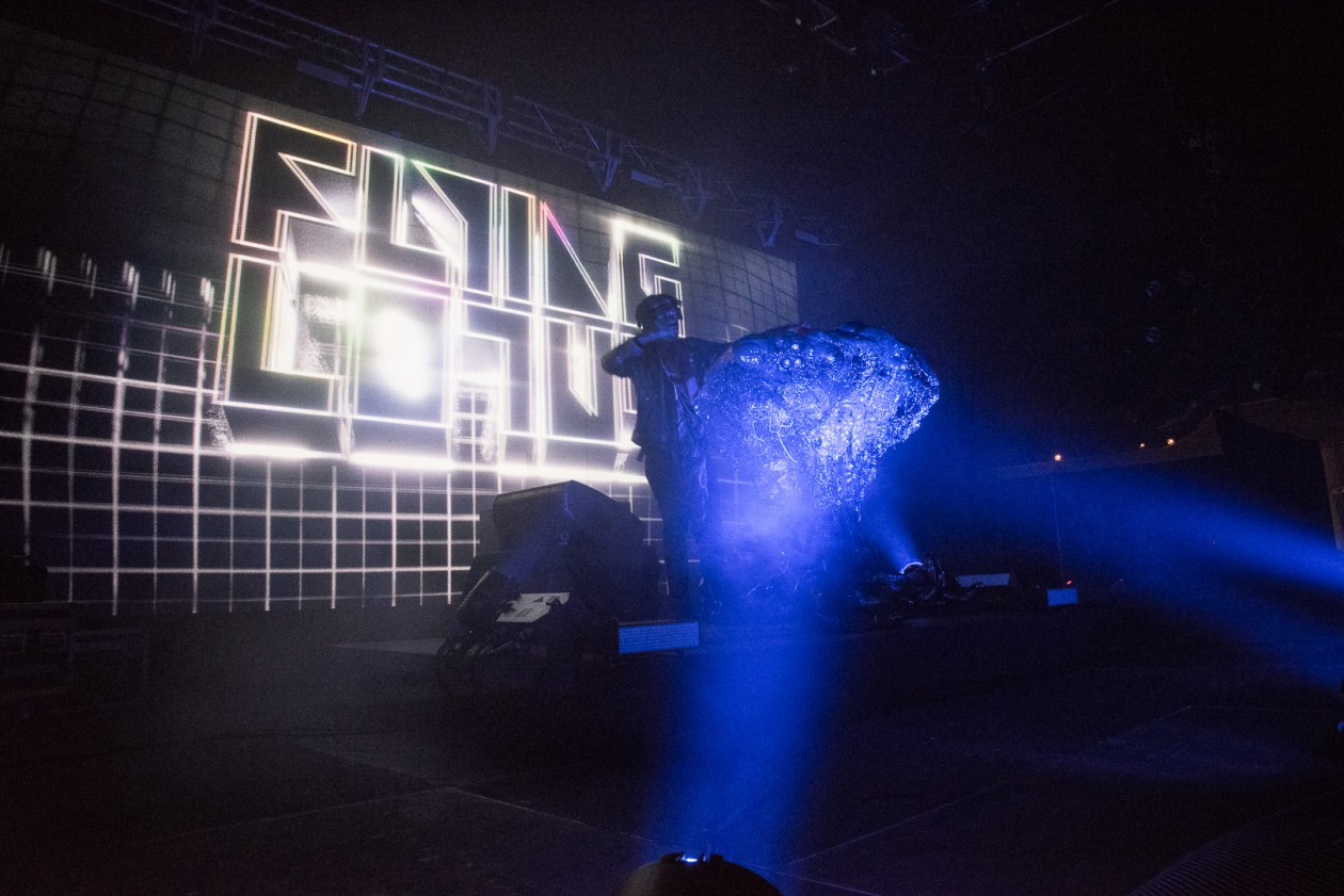 Flying After Lotus