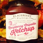 Raspberry Chipotle Ketchup