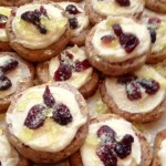 Tart & Sassy Cranberry Lemon Drops