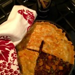Beef Stout Pie