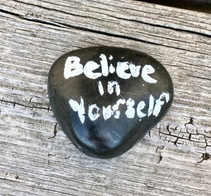His Love Can Rock You - Believe in Yourself