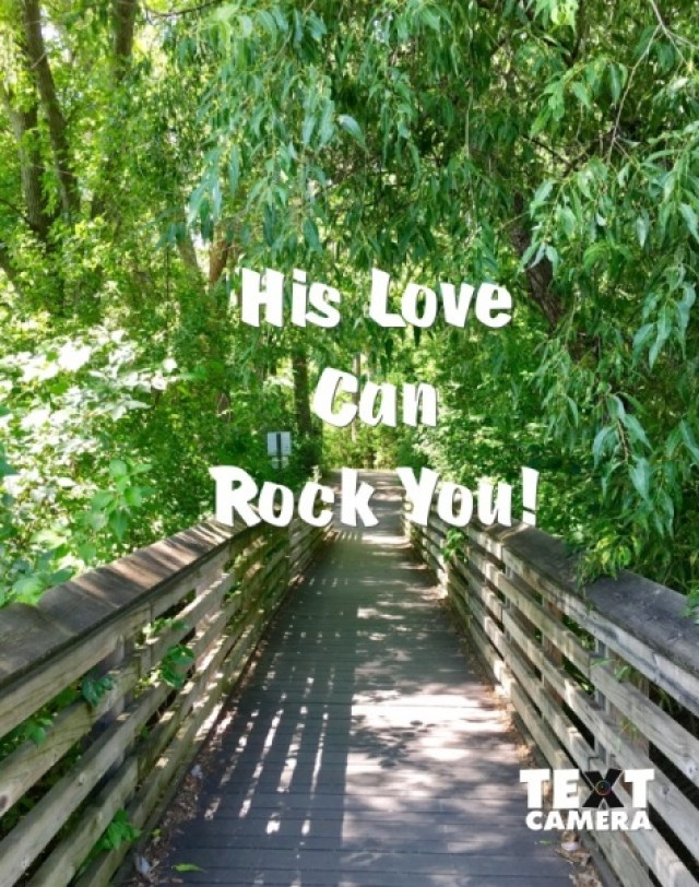 His Love Can Rock You
