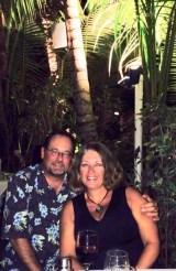 Brian And Linda In Paradise
