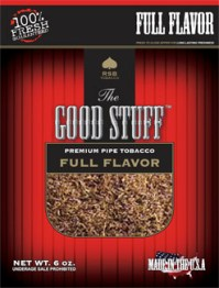 Good Stuff Pipe Tobacco 1 lb  Red (Full Flavor) | Its Tobacco