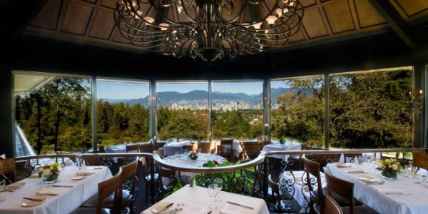 Vancouvers Most Romantic Restaurants  To Die For