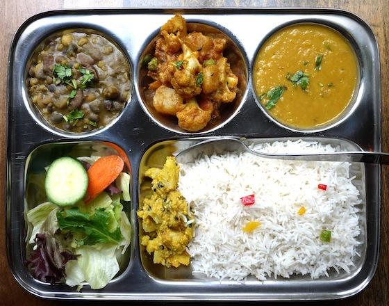 Metro Vancouver Lunch Rush Gurkha Himalayan Kitchen  To
