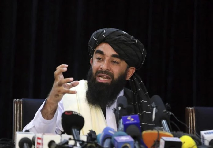Under Islamic governance, the Taliban promises women's rights and protection.