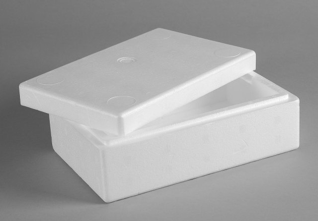 Polystyrene fish Parcel Boxes