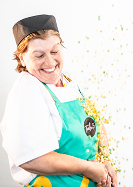 KAREN CARVER - Chef Assistant