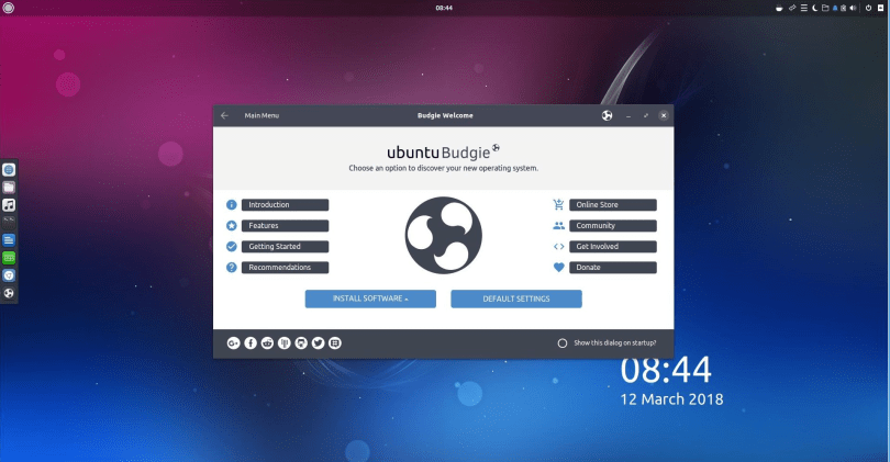 downlaod ubuntu budgie 18.04 LTS